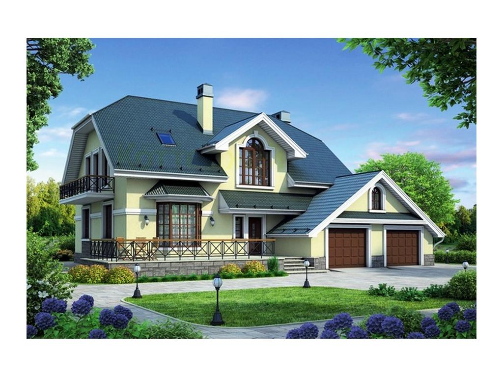 Компания РосТехСтрой предлагает услуги в строительстве домов под