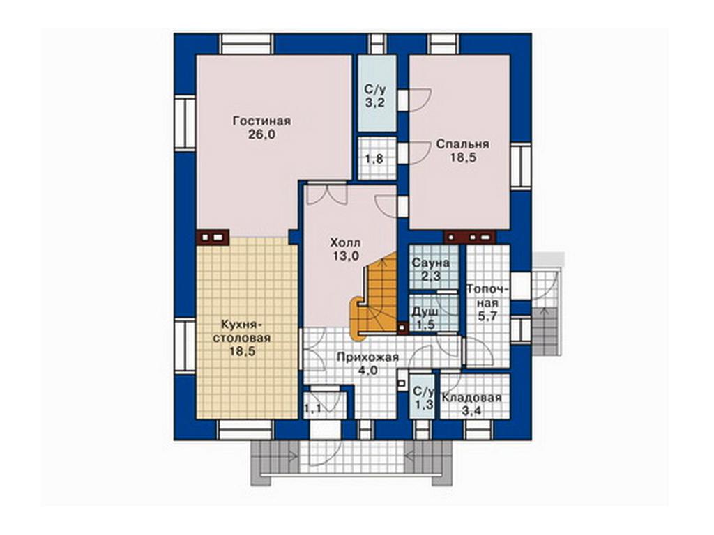 План домов и коттеджей фото